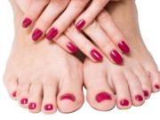Vernis semi permanent couleurs (mains ou pieds)